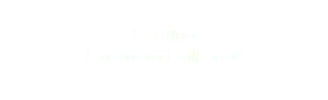 Service throughout all of Southern California